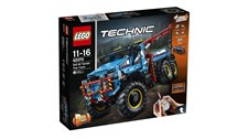 LEGO® Technic Allrad-Abschleppwagen