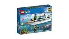 60221 LEGO® City Tauchyacht