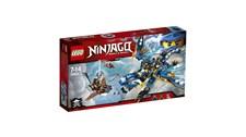 70602 LEGO® NINJAGO Jays Elementardrache