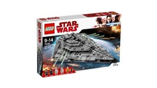 75190 LEGO® Star Wars™ 75190 FIRST ORDER STAR DESTROYER™