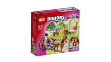 10726 LEGO® Juniors Stephanies Pferdekutsche