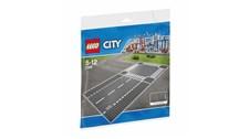 7280 LEGO® City Gerade Straße/ Kreuzung*