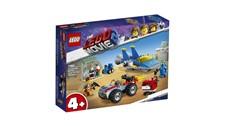 70821 The LEGO Movie™ 2 Emmets und Bennys Bau- und Reparaturwerkstatt!