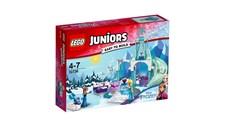 10736 LEGO® Juniors Annas & Elsas Eisspielplatz