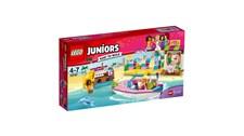 10747 LEGO® Juniors Andrea & Stephanies Strandurlaub
