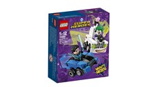 76093 LEGO® DC Universe Super Heroes™ Mighty Micros: Nightwing™ vs. The Joker™*